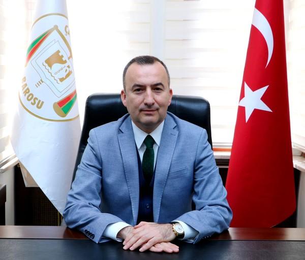 "BARO BAŞKANI ŞARLAN'IN ""15 TEMMUZ"" MESAJI"