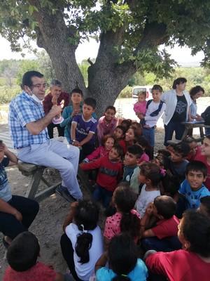 Anadolu Etap Çanakkale çiftliğinde MİÇO'ların yaz eğitimleri başladı