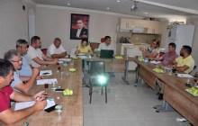Ezine'de 3. Tarım Şurası Ön Toplantısı Yapıldı