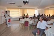 Ezine'de Kırsal Kalkınma Yatırımlarının desteklenmesi toplantısı yapıldı