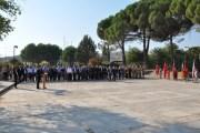 Ezine'de 19 Eylül Gaziler Günü Törenle Kutlandı