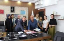 ''KONFEKSİYON İŞÇİSİ'' MESLEĞİNDE 10. KURS PROGRAMI İÇİN İMZALAR ATILDI