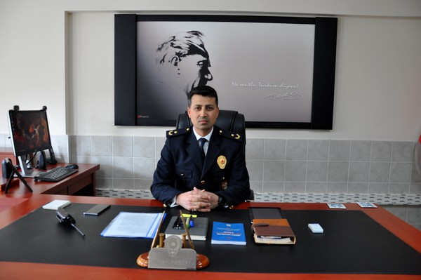 Emniyet Müdürü Alper Pasinli Tekirdağ'a atandı