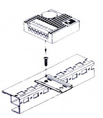 Dc Power Distribution Block Automotive 12V Power Block