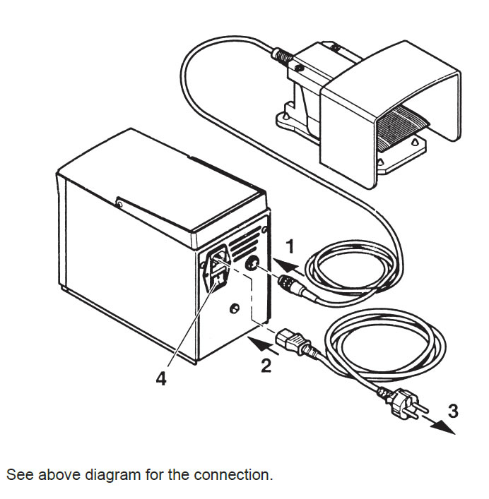 FEK-60EM ELECTRICAL TYPE TERMINAL CRIMPING MACHINE Compact