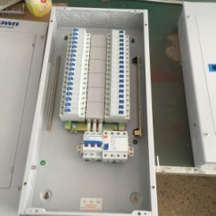 House Distribution Board Wiring Diagram P O Pacific Explorer Www Toyskids Co Din Rail Type Three Phase Installation