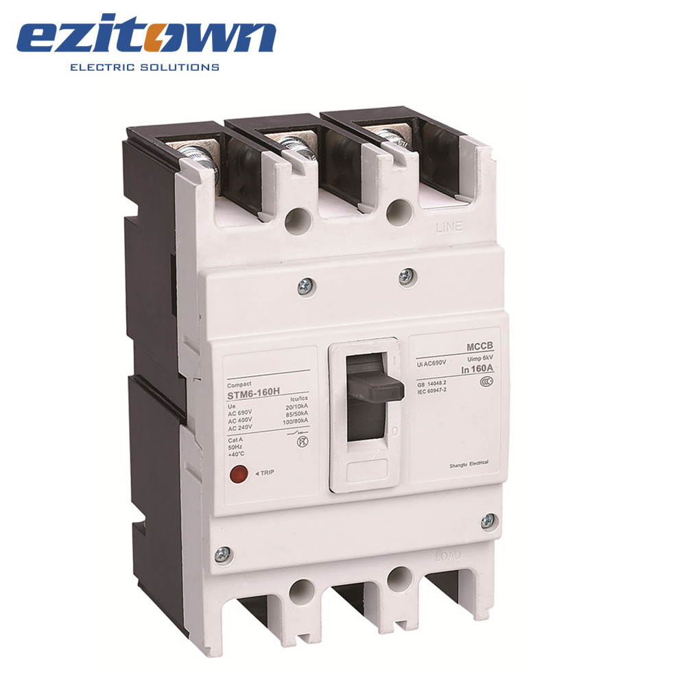 hight resolution of stm6 series mccb electric moulded case circuit breaker types