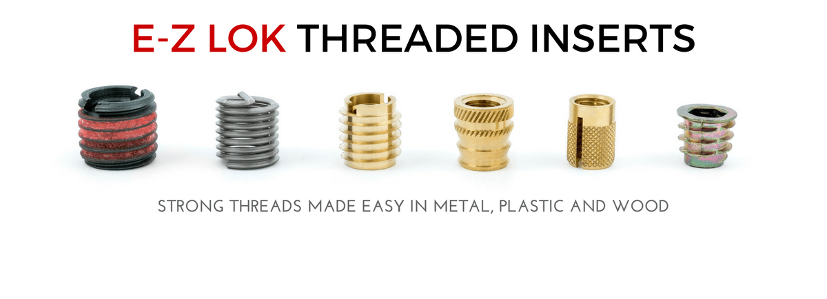 Installing Threaded Inserts In Metal
