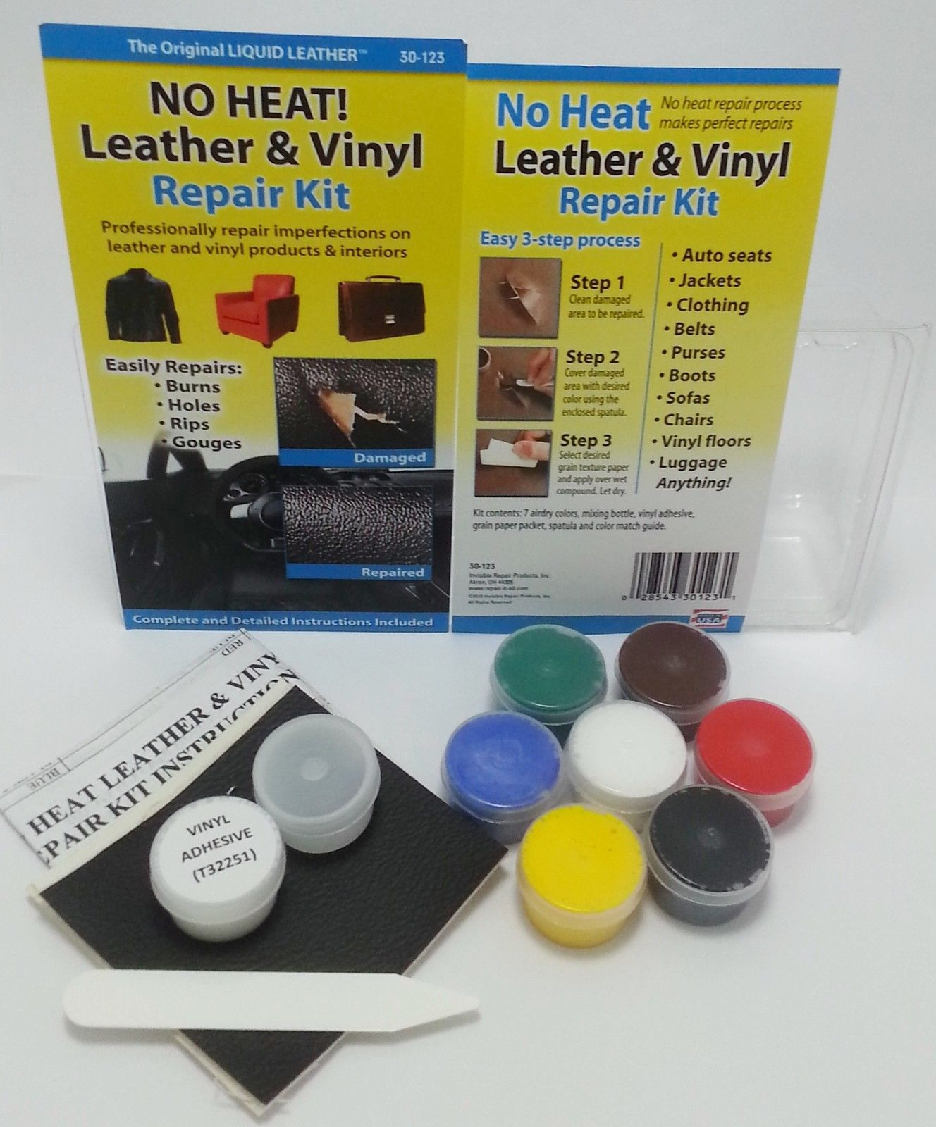 leather chair repair kit american girl doll high as seen on tv products fast shipping