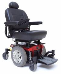 Pride Mobility Quantum Q6 Edge VA Power Wheelchair Battery ...
