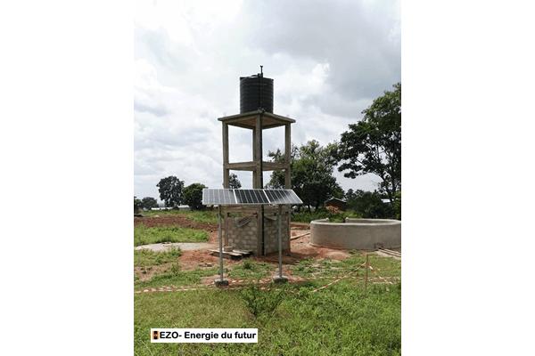 2020 – Goubi préfecture de Tchamba
