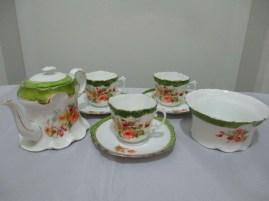 Victorian Porcelain coffee set