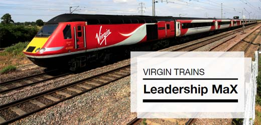 Virgin Trains - Leadership MaX
