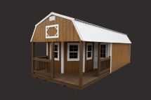 EZ Portable Buildings Cabin