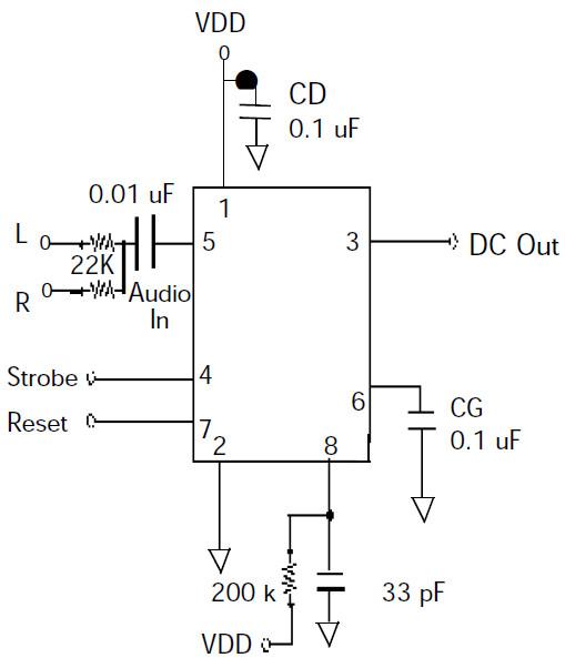 audio spectrum analyzer circuit diagram 100 amp panel wiring ez psoc lib figure 3 msgeq7
