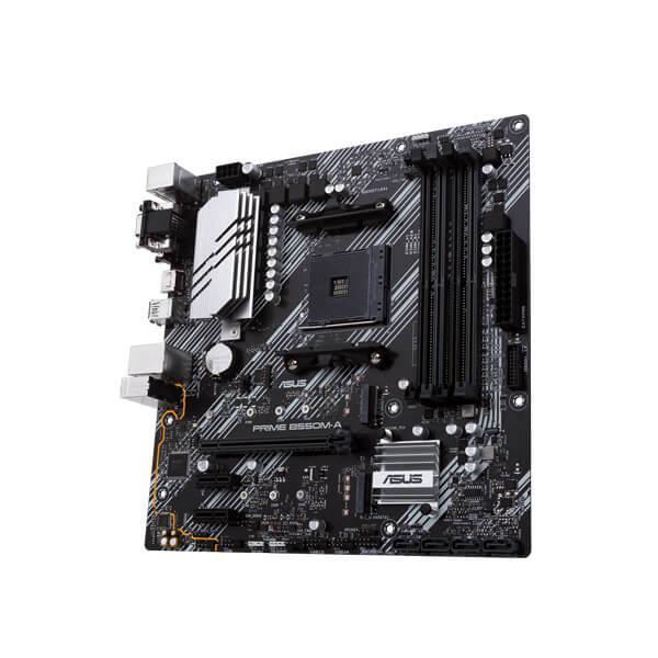 Asus Prime B550M A Motherboard 4