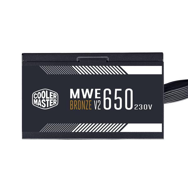 Cooler Master MWE 650 V2 80 Plus Bronze ezpz main 5