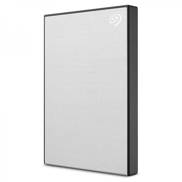 Seagate 1TB Backup Plus Slim Silver main