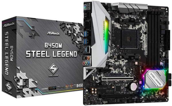 b450 m steel legend