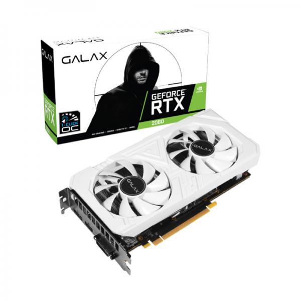 galax rtx 2060 ex white 1 click oc 1