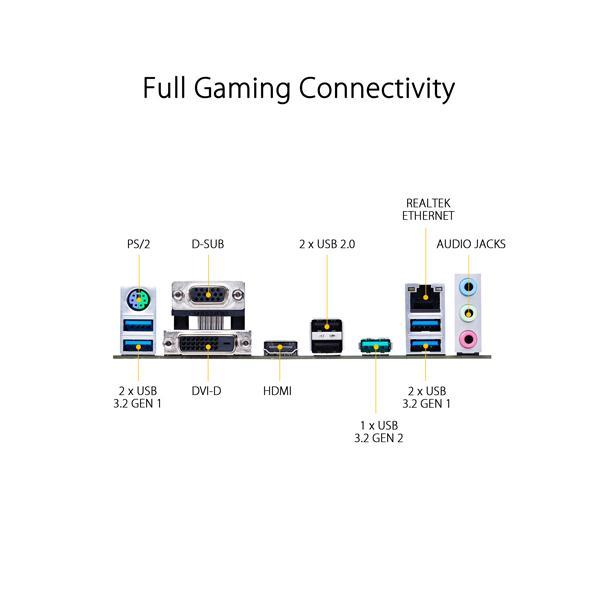 tuf gaming a520m plus ezpz main 5