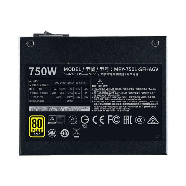 CM SFX V750 4