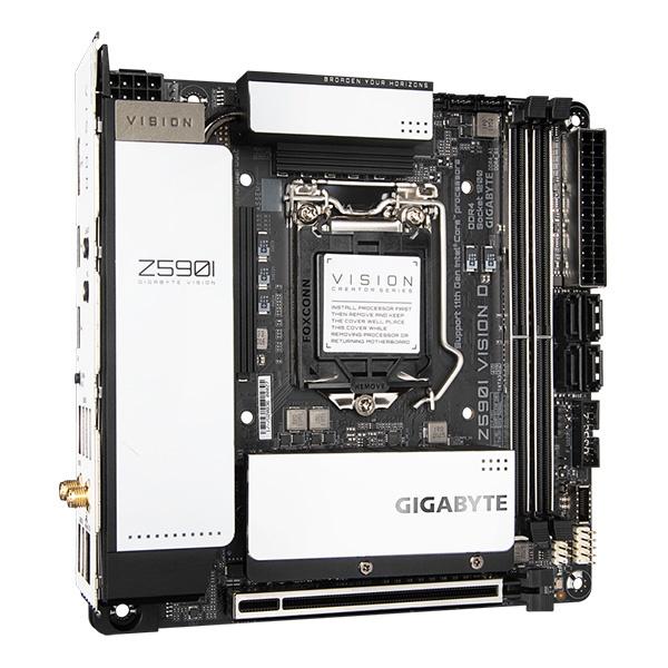 GIGABYTE-Z590-I-VISION-D