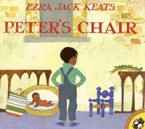 Peter's Chair (Picture Puffin)