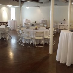 Chair Cover Rentals Durham Region Patterned Dining Room Covers Bounce House Party Equipment In Nc Ez Rentalz