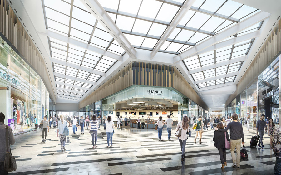 Westfield Bradford Broadway Shopping Centre Opens 5th