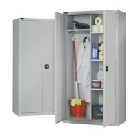 Janitor Cabinet | Industrial Storage Cupboards