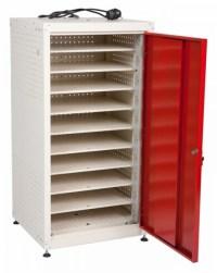 EZR Laptop Charging Cabinet - 10 Compartment