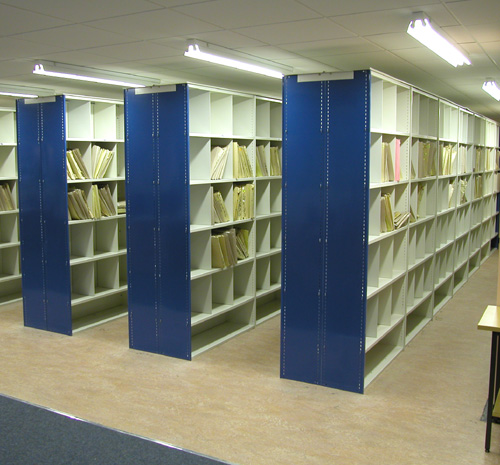 Hospital Storage Systems Amp Medical Records Shelving
