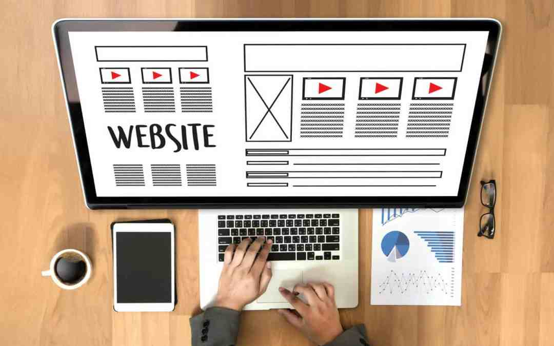 How to Effectively Layout Your Website to Drive Results