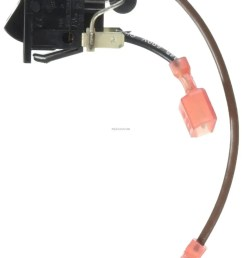 oreck xl 2 speed 3 way power switch with leads 7532001oreck xl vacuum connector wire diagram [ 948 x 1474 Pixel ]