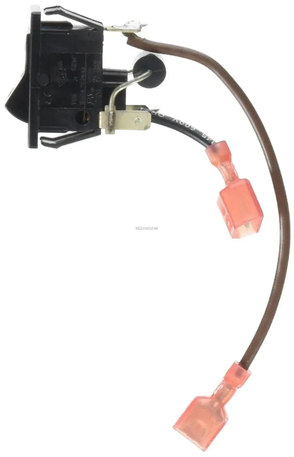 hight resolution of oreck xl 2 speed 3 way power switch with leads 7532001oreck xl vacuum connector wire diagram