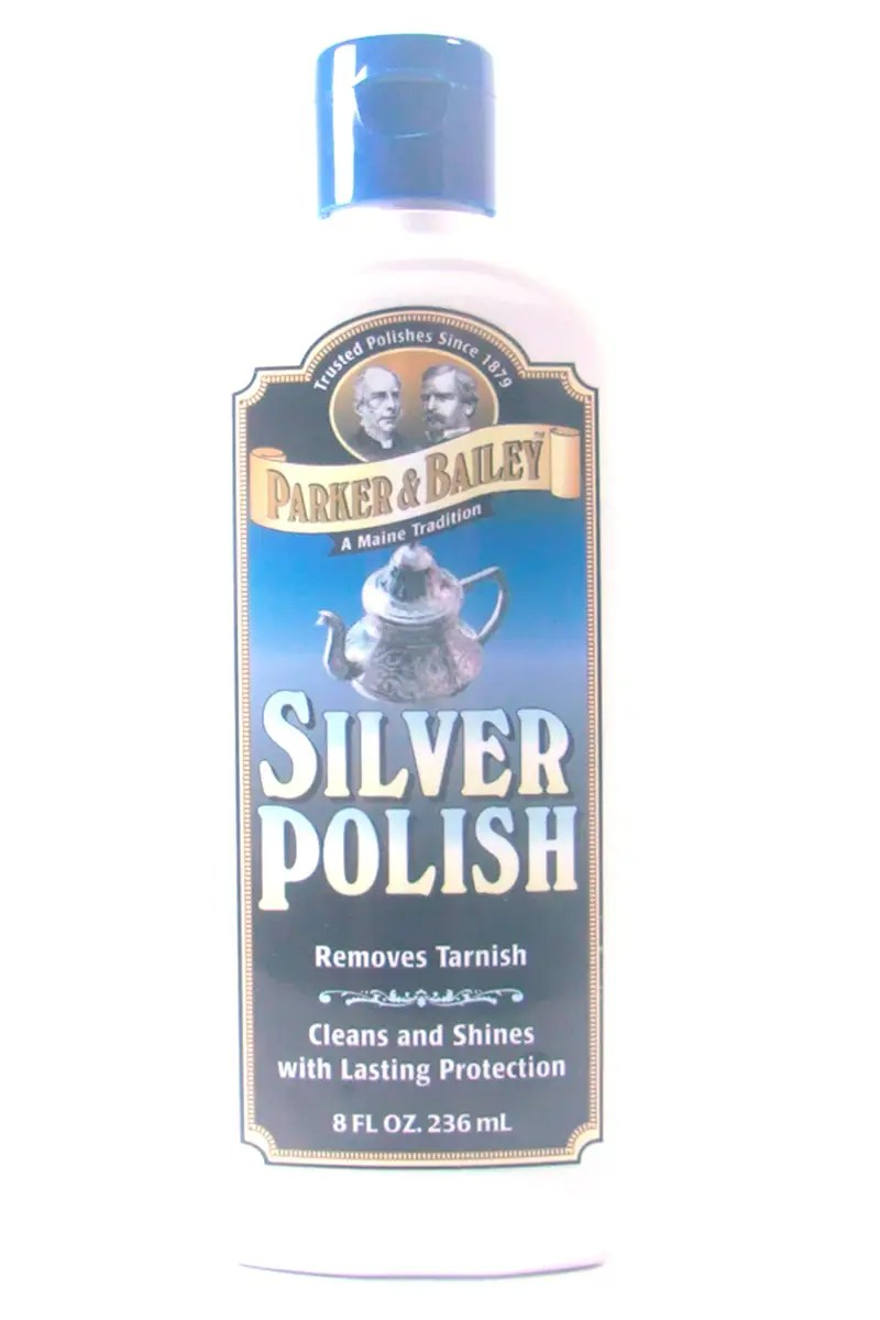 Parker  Bailey Silver Polish 8 oz
