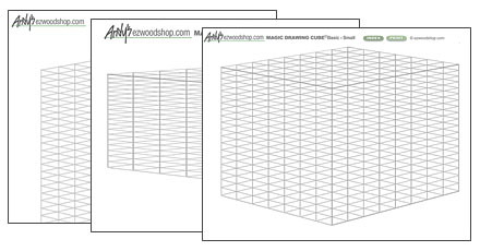 This item (bookcase plans) is included in the project