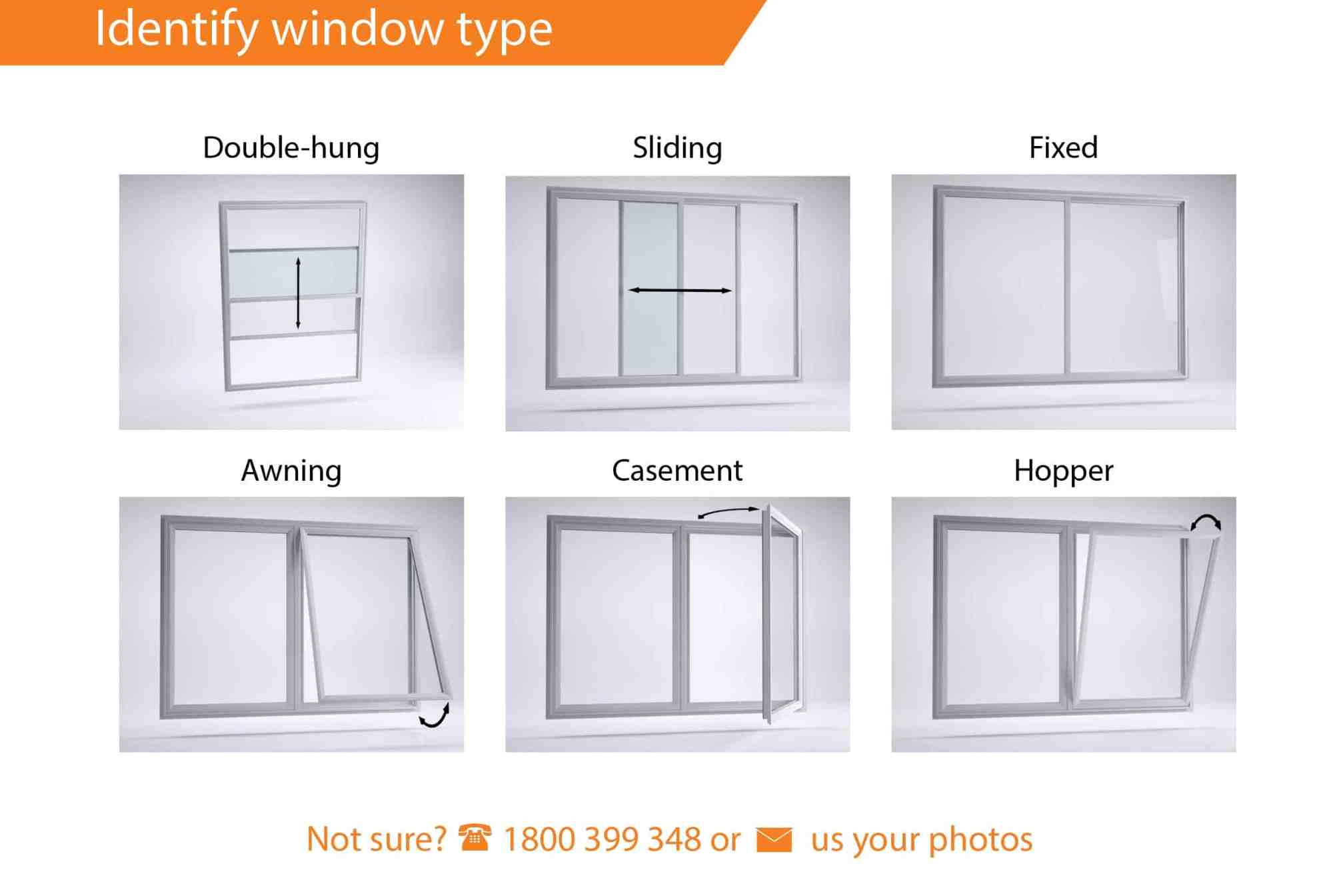 hight resolution of identify the window type for your shutters learn more