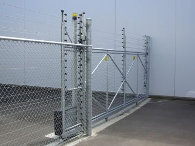 Commercial - Electric Fencing - 2