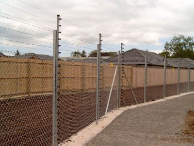 Commercial - Electric Fencing - 1