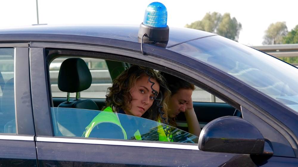Car Accident Investigation by Police  Insurance Company