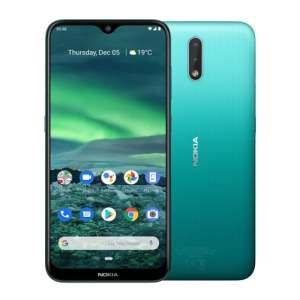 Nokia 2.3 Cyan Green Smart Phones https://www.ezyphones.com.au