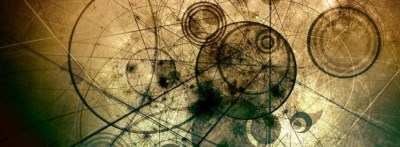 abstract lines and circles Facebook Cover timeline photo ...