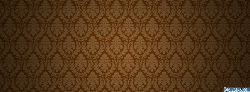 Cute Bakery Wallpaper Brown Pattern Facebook Cover Timeline Photo Banner For Fb
