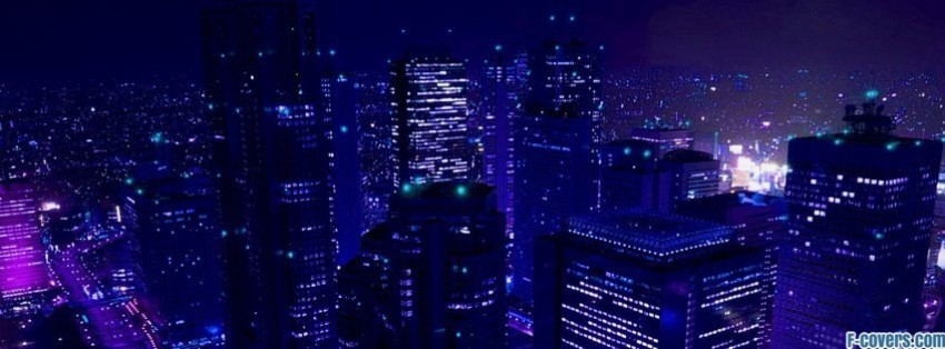 Broken Love Wallpaper With Quotes Cityscapes City Lights 2 Facebook Cover Timeline Photo