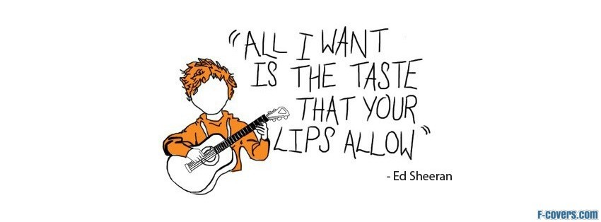 ed sheeran Facebook Cover timeline photo banner for fb