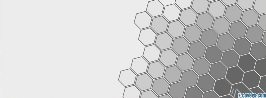 Cute Designs For Wallpapers Arrows Greyscale Hexagon Pattern Facebook Cover Timeline Photo