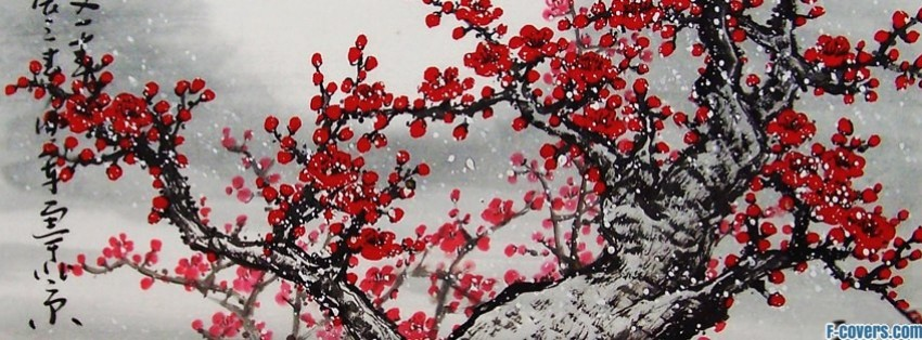 Cute Emo Couple Wallpaper Japanese Art Moon Facebook Cover Timeline Photo Banner For Fb