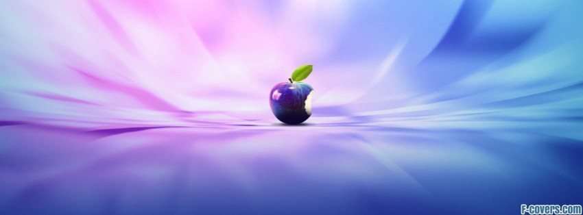 Purple Facebook Cool Covers